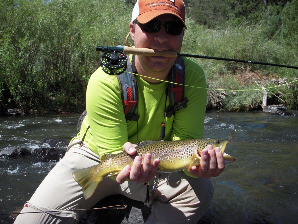 Colorado fly fishing for Colorado fishing trips