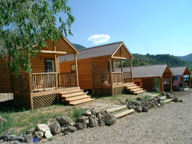 Rancho del rio on the colorado river rental cabins and Campground cabin rentals
